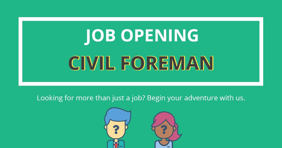 Image result for Civil Foreman
